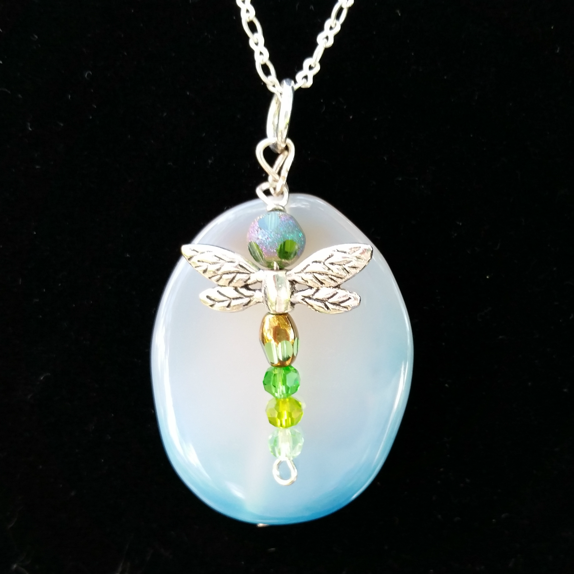 dragonfly delight designer fashion necklace db dazzling